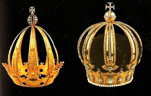 Duvida em Heraldica Coroas